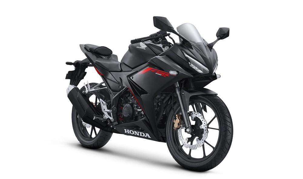 Honda CBR150R 2020 màu Đen Nhám