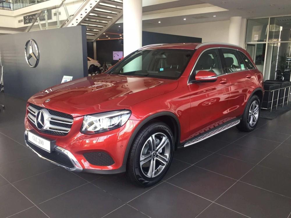 Mercedes-Benz GLC 200 bản cũ có giá 1,699 tỷ đồng, bản mới dự kiến không tăng nhiều