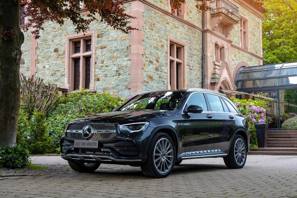 Sau khi chuyển sang nhập khẩu được một thời gian ngắn, Mercedes-Benz GLC 300 4Matic sẽ một lần nữa được lắp ráp trong nước
