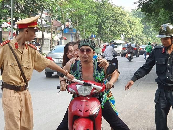Điều khiển xe không chính chủ tham gia giao thông không bị xử phạt