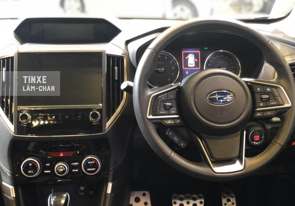Với gói công nghệ EyeSight, Subaru Forester đang sở hữu những tính năng an toàn hàng đầu phân khúc tại Việt Nam