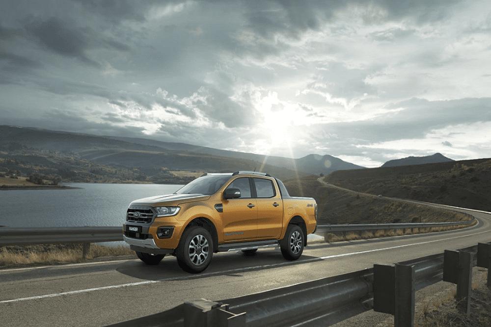 Ford Ranger có giá bán dao động từ 616 - 918 triệu đồng