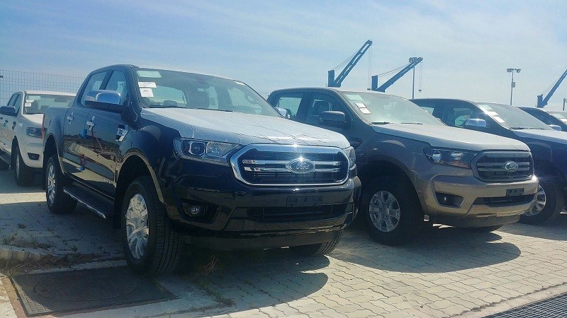 Ford Ranger Xlt Limited 2020 Bất Ngờ Về Việt Nam Với Nhiều Trang Bị đại Ly Bao Gia 799 Triệu đồng
