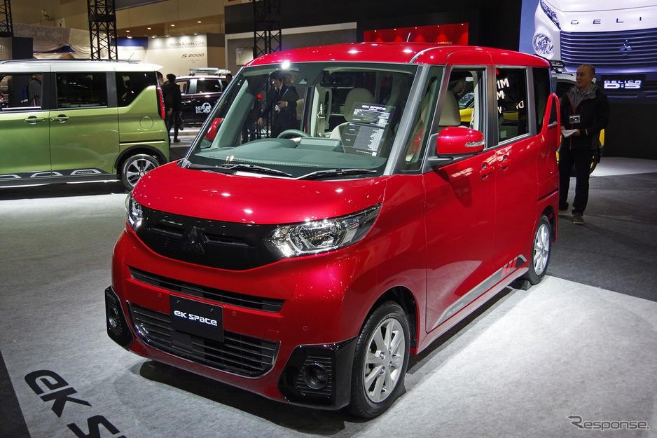 Mitsubishi eK Space 2020