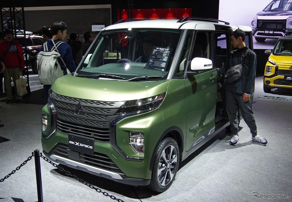 Mitsubishi eK X Space 2020