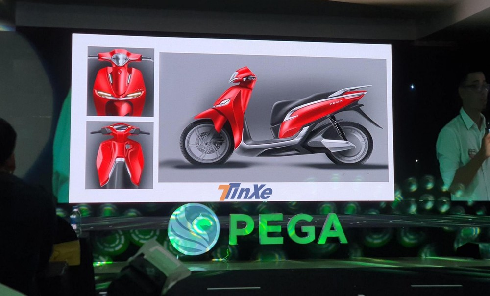 Overall design of Pega eSH