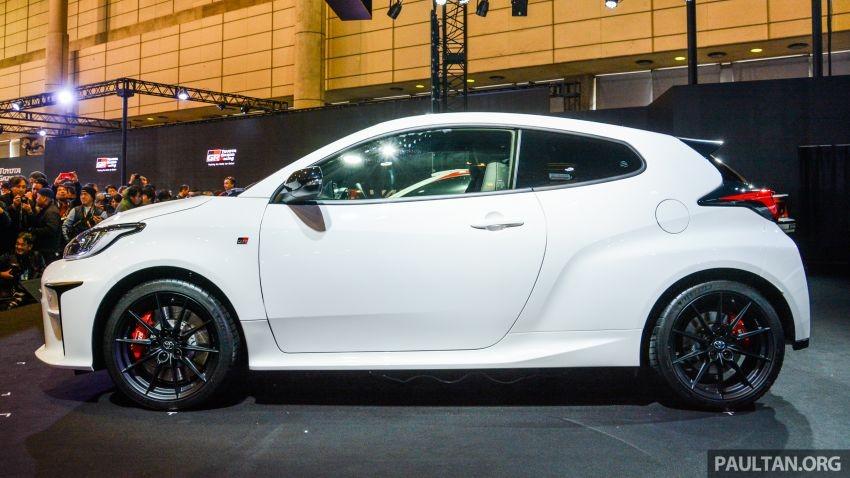 Toyota GR Yaris 2020 chỉ được trang bị 3 cửa