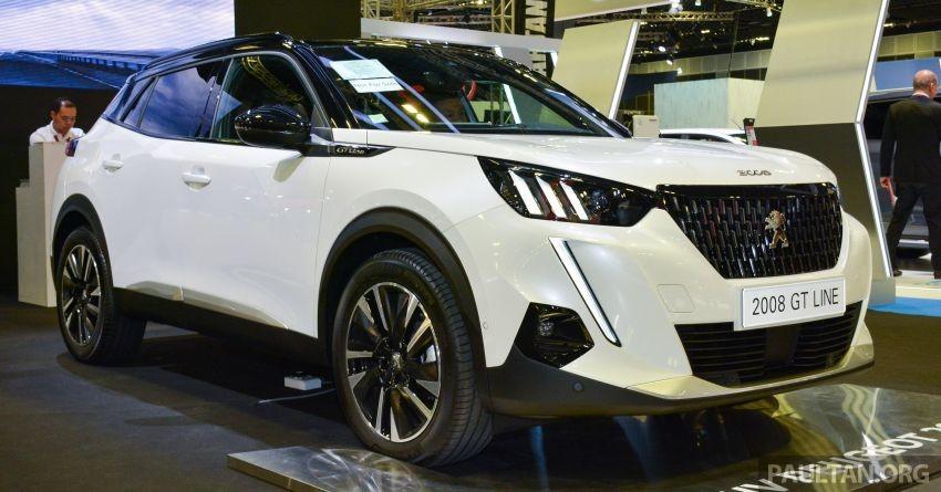 Peugeot 2008 2020 như phiên bản thu nhỏ của 3008