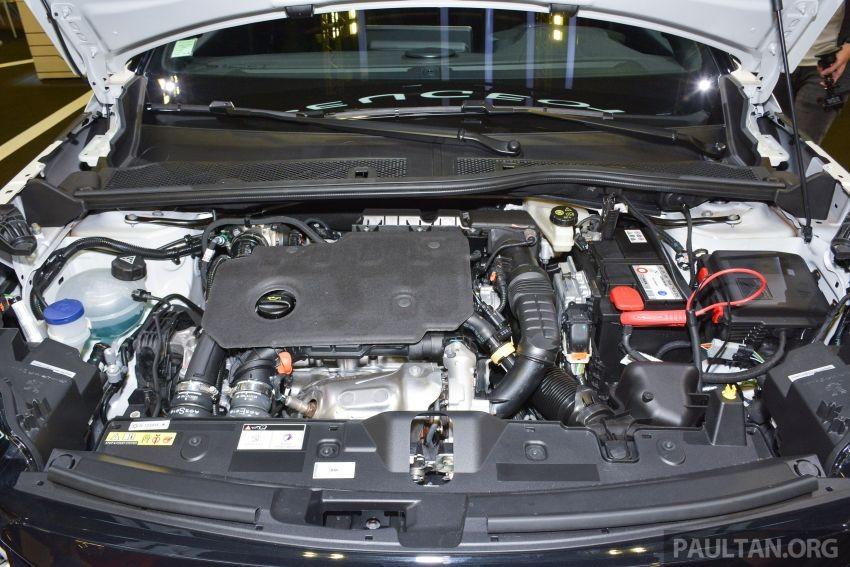 Động cơ của Peugeot 2008 2020
