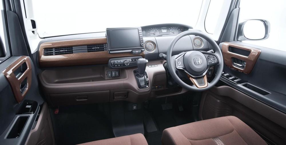 Nội thất bên trong Honda N-Box