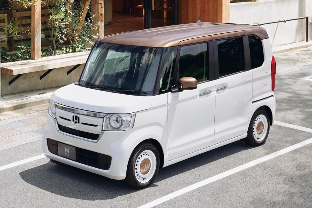 Honda N-Box đạt kỷ lục doanh số trong năm 2019 tại Nhật Bản