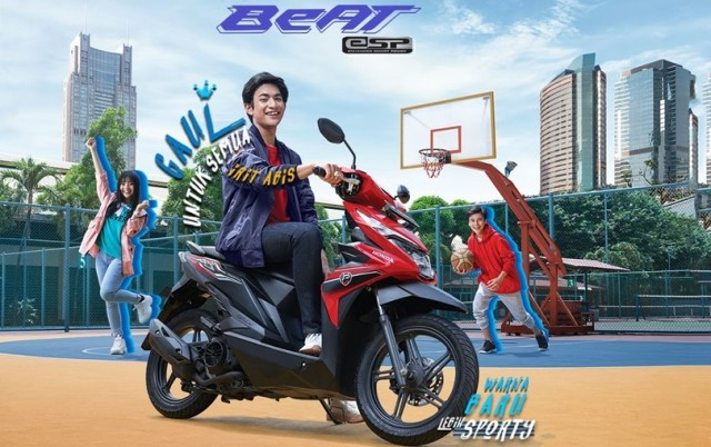 Honda Beat will be launched in the new 2020 version with many changes
