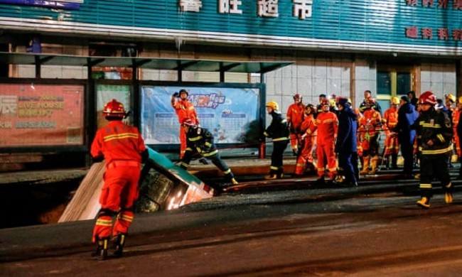 Vụ tai nạn khiến ít nhất 6 người tử vong