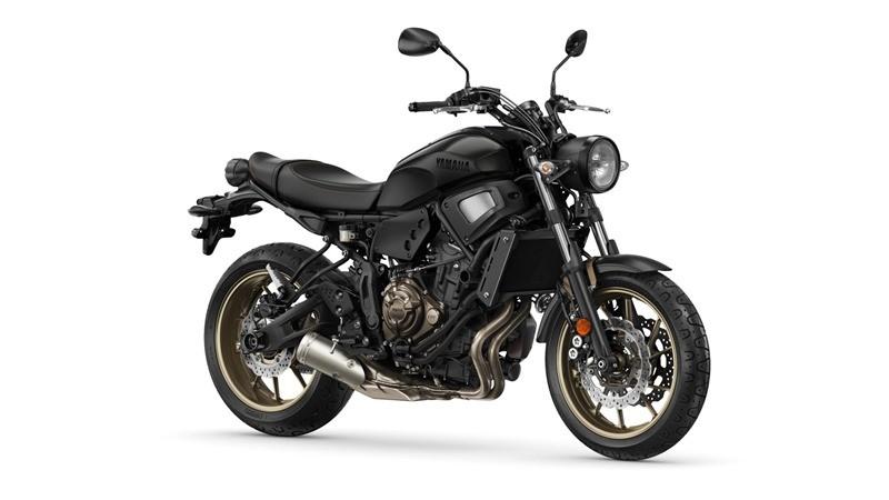 Yamaha XSR700 phiên bản 2020