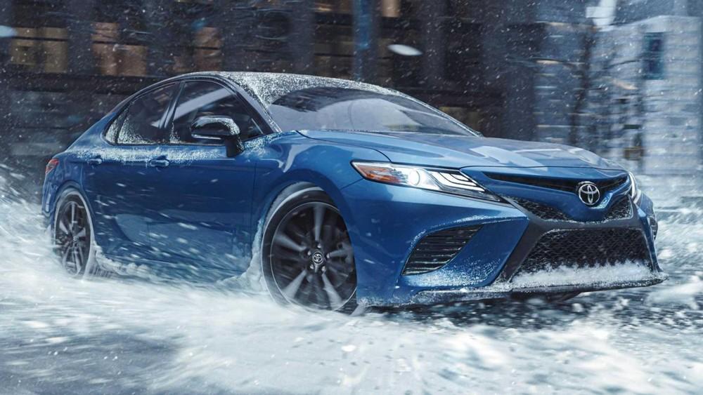 So với năm 2018, doanh số của Toyota Camry tại Mỹ đã giảm gần 2%