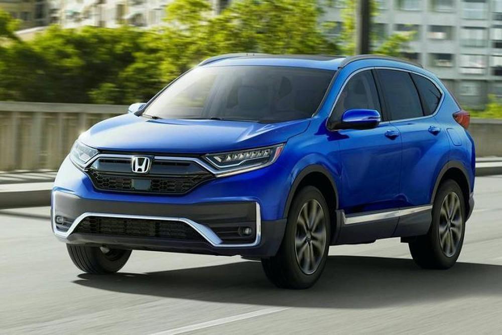 CR-V là mẫu xe bán chạy nhất của thương hiệu Honda tại Mỹ trong năm 2019