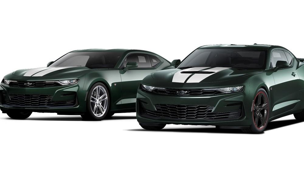 Phiên bản đặc biệt dành cho thị trường Nhật Bản của Chevrolet Camaro sẽ được bán ra trong cả hai cấu hình mui cứng và mui xếp, cùng với đó là tất cả phiên bản các dòng xe này.