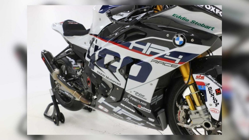 Động cơ xe thừa hưởng từ chiếc BMW S1000RR nhưng đã được hiệu chỉnh lại