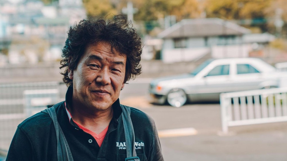 AnhTetsuro Yamazaki, người chịu trách nhiệm độ xe Porsche RWB