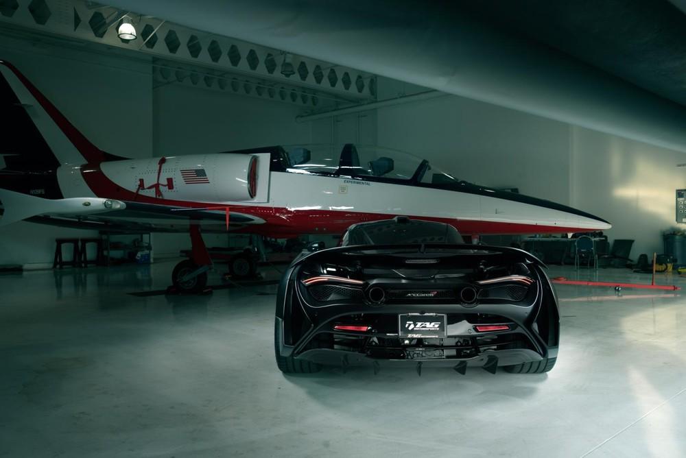 Supercar McLaren 720S Novitec
