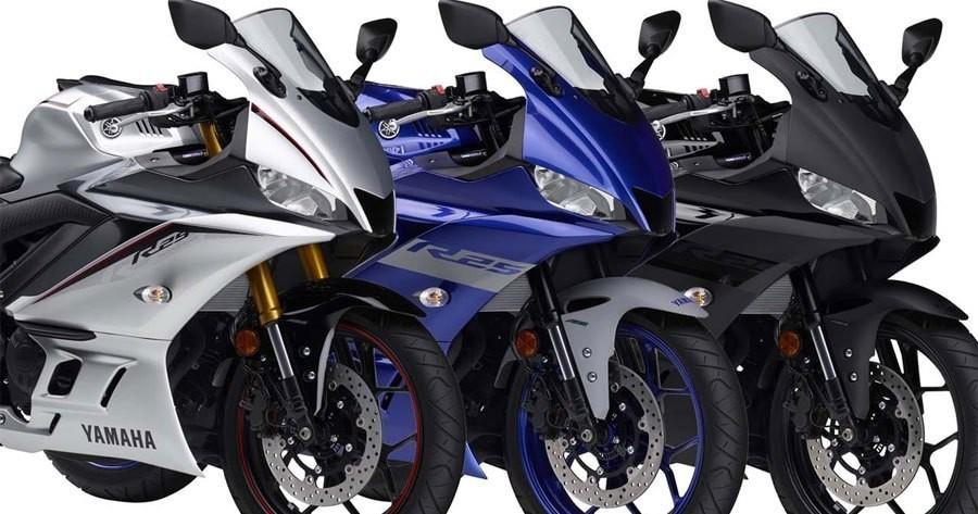 Yamaha R25 phiên bản 2020 được bổ sung màu mới