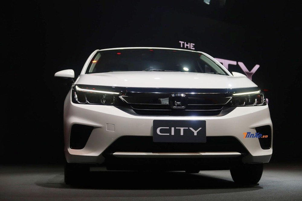 The newly launched Honda City 2020 in Thailand was found to have failed