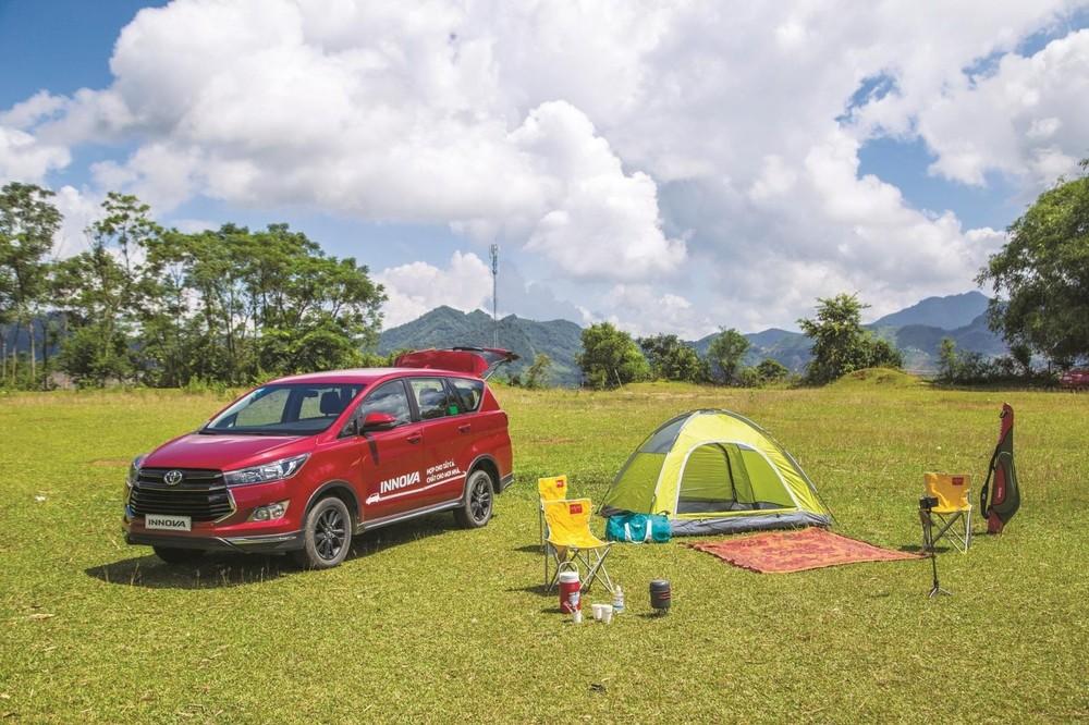 Doanh số năm 2019 của Toyota Innova đạt 12.164 chiếc