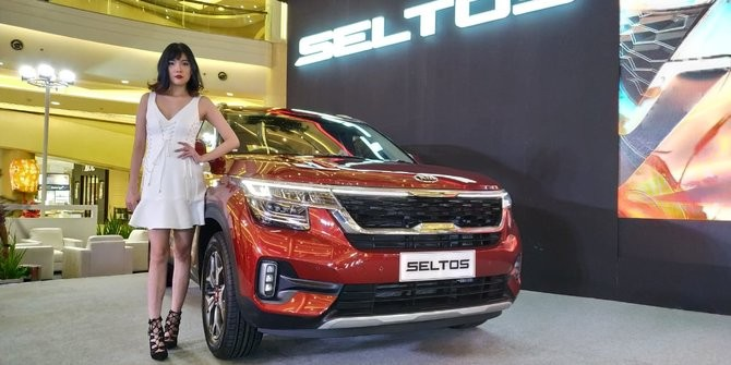 2020 Kia Seltos in Indonesia is priced from VND 500 million