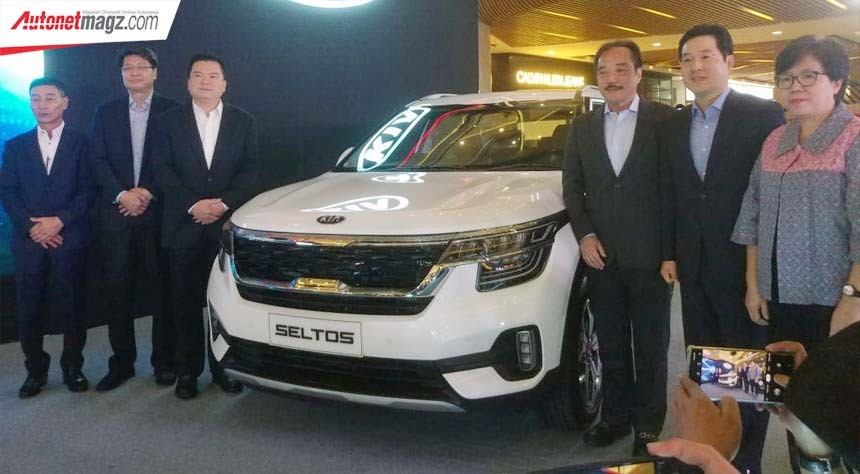 Kia Seltos 2020 is launched in Indonesia