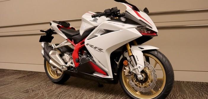 Honda CBR250RR 2020 có thể trang bị Smart Key