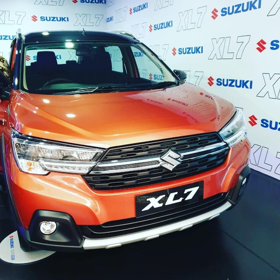 suzuki xl7 2020 cheap mpv will return to vietnam exposing equipment in the indonesian market electrodealpro suzuki xl7 2020 cheap mpv will return