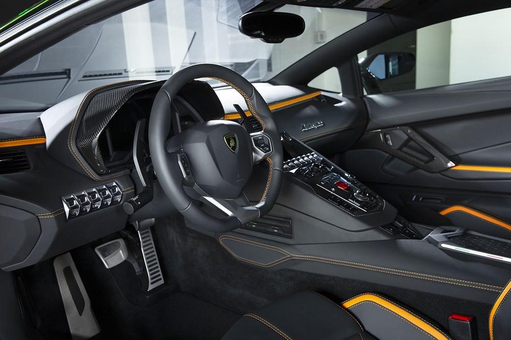 Mức giá bán của những chiếc Lamborghini Aventador S Taiwan Edition tại Đài Loan bắt đầu từ 20,8 tỷ đồng.