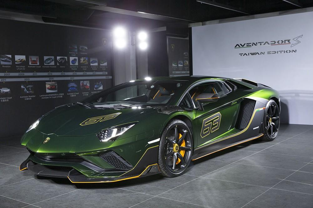 Sau quá trình thương thảo với nhà máy của hãng siêu xe Ý, Lamborghini Taipei Jiayu Xingye đã có đơn hàng cho 5 chiếc Lamborghini Aventador S LP740-4 phiên bản Taiwan Edition. Trong đó, chiếc đầu tiên mới được bàn giao cho đại lý siêu xe chính hãng này ở Đài Loan.