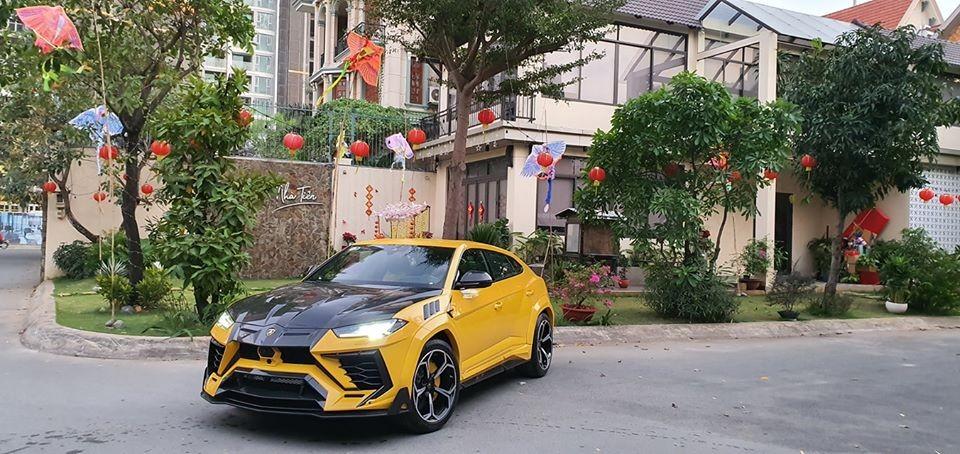 Vẻ đẹp của Lamborghini Urus Venatus đầu tiên ở Việt Nam. Ảnh: Hai Pham