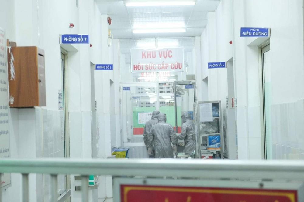 2 ca nhiễm virus Corona đầu tiên ở Việt Nam là người Trung Quốc, hiện đang được cách ly ở bệnh viện Chợ Rẫy (Tp. Hồ Chí Minh)