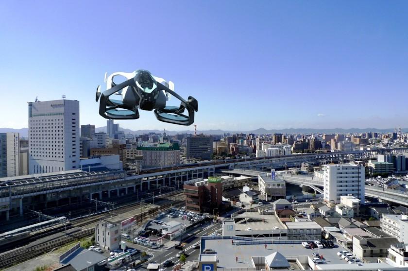Nó sẽ là một giải pháp di chuyển trong những thành phố lớn như Tokyo