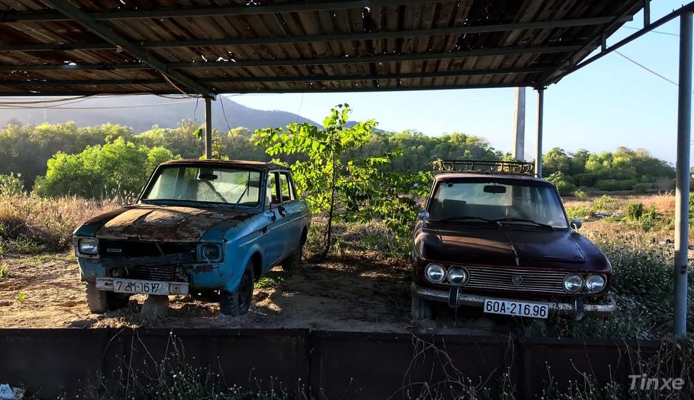 Những mẫu xe cổ không được bảo quản tốt dẫn đến hư hại nặng từ vỏ cho đến các trang bị