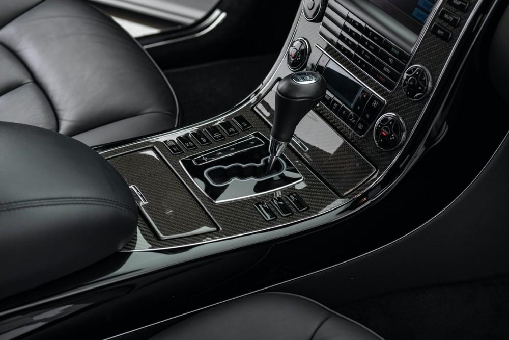 So với Maybach 57S nguyên bản, chiếc xe siêu sang này mạnh hơn 117 mã lực và 100 Nm