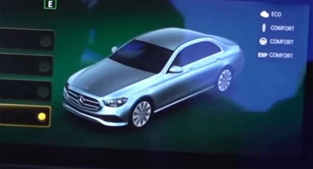 """Hình ảnh ngoại thất """"không che"""" của Mercedes-Benz E-Class 2020 được MercBenzKing ghi lại"""