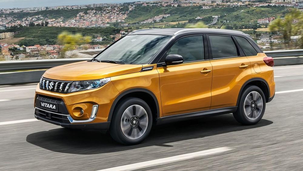 Suzuki Vitara và Jeep Grand Cherokee không đạt chuẩn khí thải tại Châu Âu
