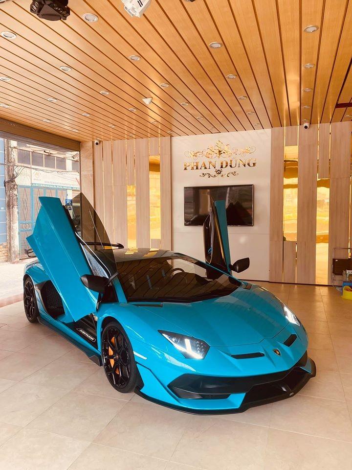 Trên thế giới chỉ có 900 chiếc siêu xe Lamborghini Aventador SVJ tiêu chuẩn và 63 chiếc Lamborghini Aventador SVJ 63