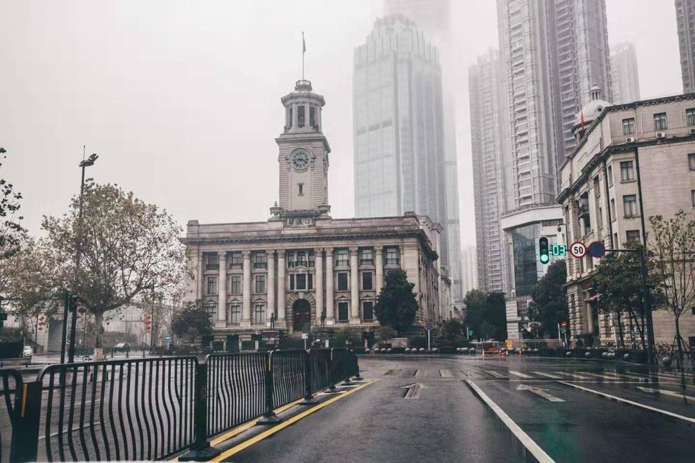 Dù đang trong kỳ nghỉ Tết Âm lịch nhưng người dân Vũ Hán không ra đường