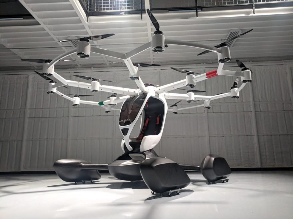 Tính năng bay của nó là rất khả thi và sẽ sớm được đưa vào hoạt động trong thời gian tới
