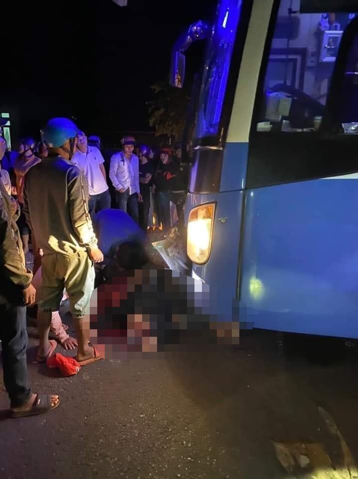 Hiện trường vụ tai nạn thương tâm tại Gia Lai