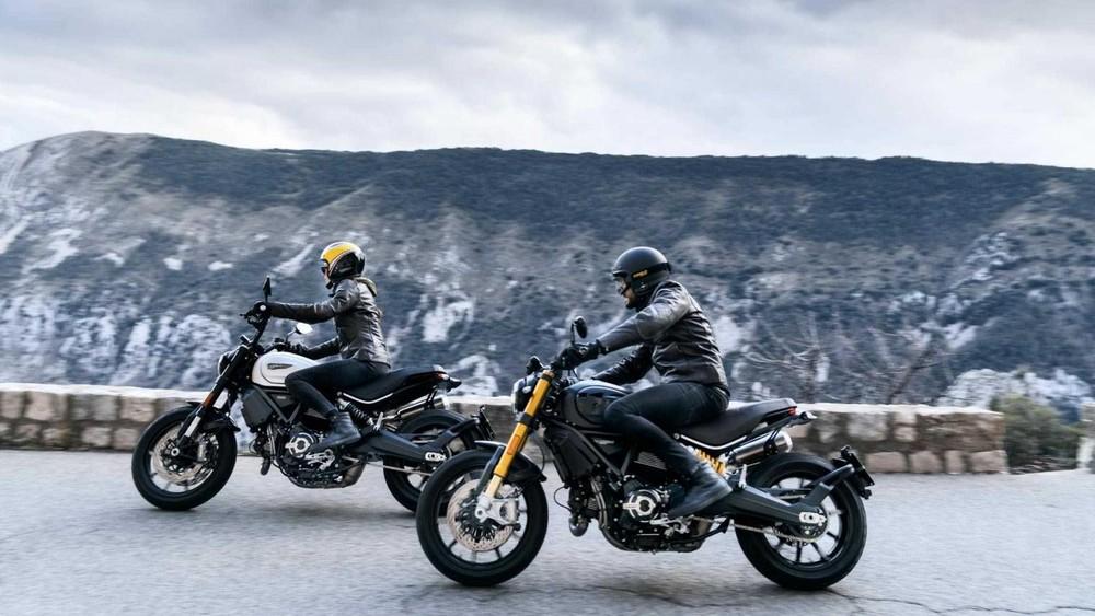 Bộ đôi Ducati Scrambler 1100 Pro và 1100 Sport Pro sở hữu nhiều trang bị cao cấp