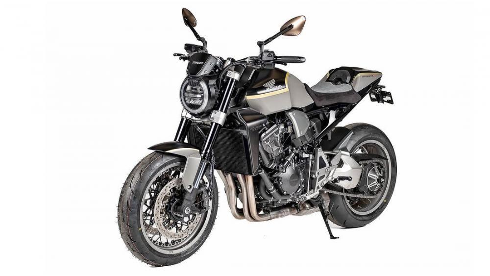 Honda CB1000R Stardust sẽ có số lượng giới hạn 15 xe trên toàn thế giới