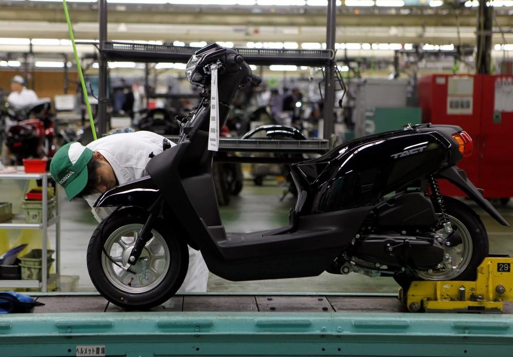 Dù cách Vũ Hán từ 800 – 1.000 km nhưng Honda vẫn tiếp tục đóng cửa 2 nhà máy sản xuất xe máy tại Thái Thương và Thiên Tân