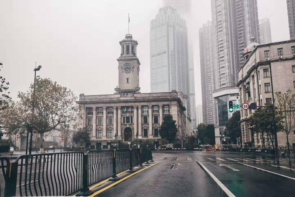 Thành phố Vũ Hán – nơi bùng phát bệnh dịch vắng tanh trong thời gian bị phong tỏa, kể cả vào dịp Tết Nguyên Đán