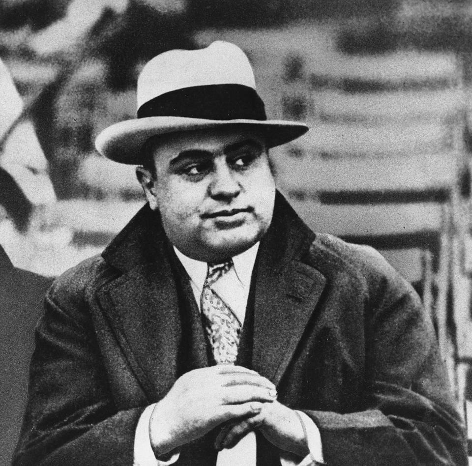 Chân dung Al Capone - trùm ma túy khét tiếng một thời
