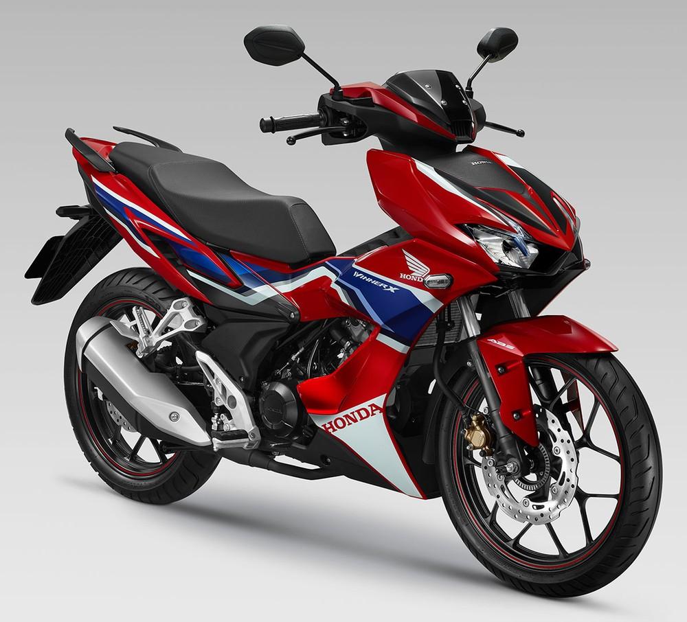 Honda Winner X bản Đường đua có giá đề xuất: 49.990.000 VNĐ
